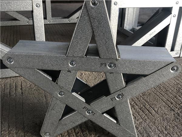 采用熱鍍鋅后的鍍鋅鋼格柵板有哪些優勢